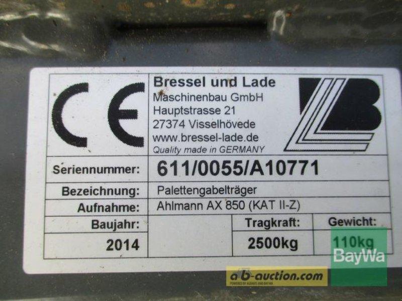 Radlader des Typs Bressel & Lade PALETTENGABEL, Gebrauchtmaschine in Bamberg (Bild 10)
