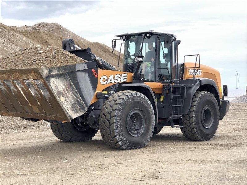 Radlader a típus Case IH 1121G Få et godt tilbud på demo maskinen, Gebrauchtmaschine ekkor: Aalborg SV (Kép 1)