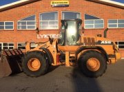 Case IH 721E med 750 traktor hjul på. Колесный погрузчик