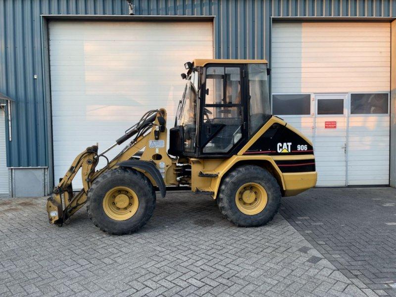 Radlader des Typs Caterpillar 906, Gebrauchtmaschine in Oirschot (Bild 1)