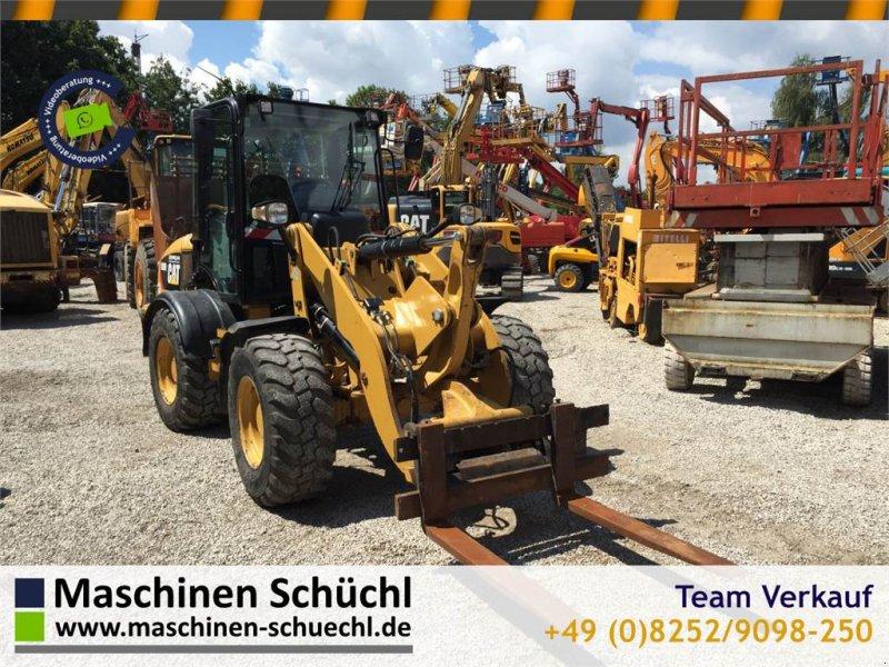 Radlader des Typs Caterpillar 908 H, Gebrauchtmaschine in Schrobenhausen (Bild 1)