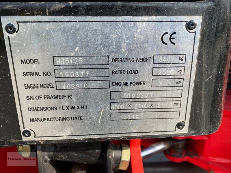 Radlader des Typs H&R 5025, Gebrauchtmaschine in Eching (Bild 10)