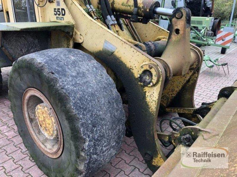 Radlader a típus Hanomag Radlader 55D, Gebrauchtmaschine ekkor: Goldberg (Kép 4)