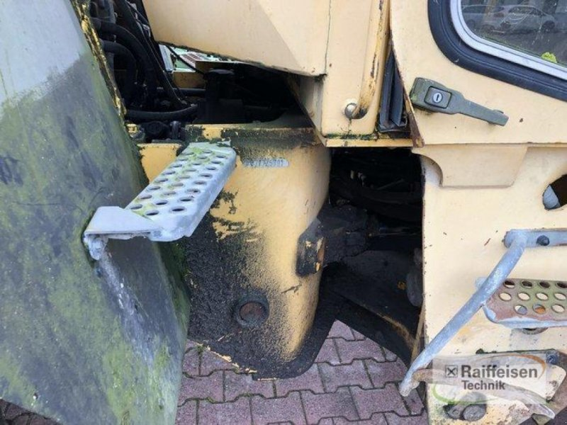 Radlader a típus Hanomag Radlader 55D, Gebrauchtmaschine ekkor: Goldberg (Kép 2)