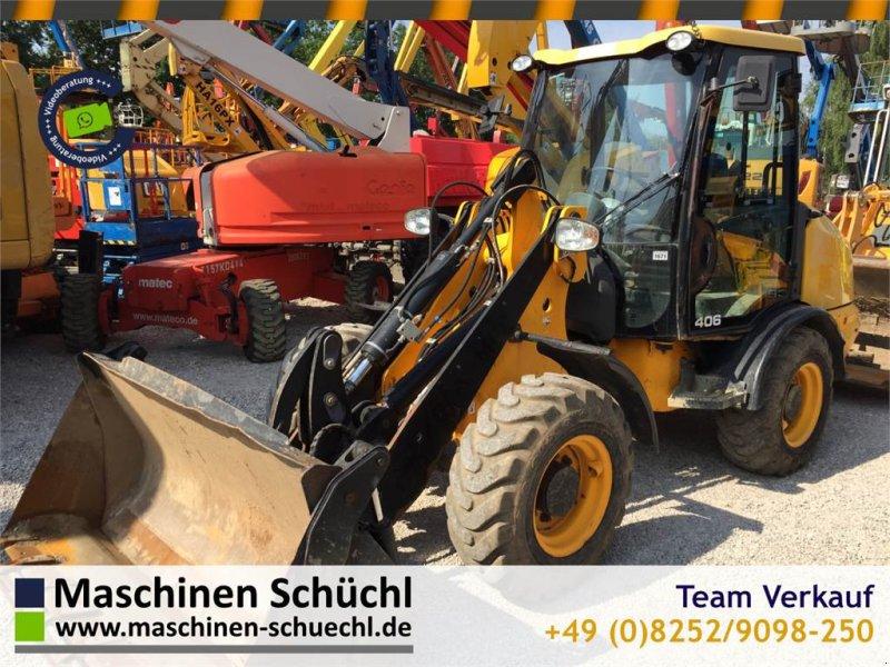 Radlader typu JCB 406 Radlader 3-in- Schaufel, Gebrauchtmaschine w Schrobenhausen (Zdjęcie 1)