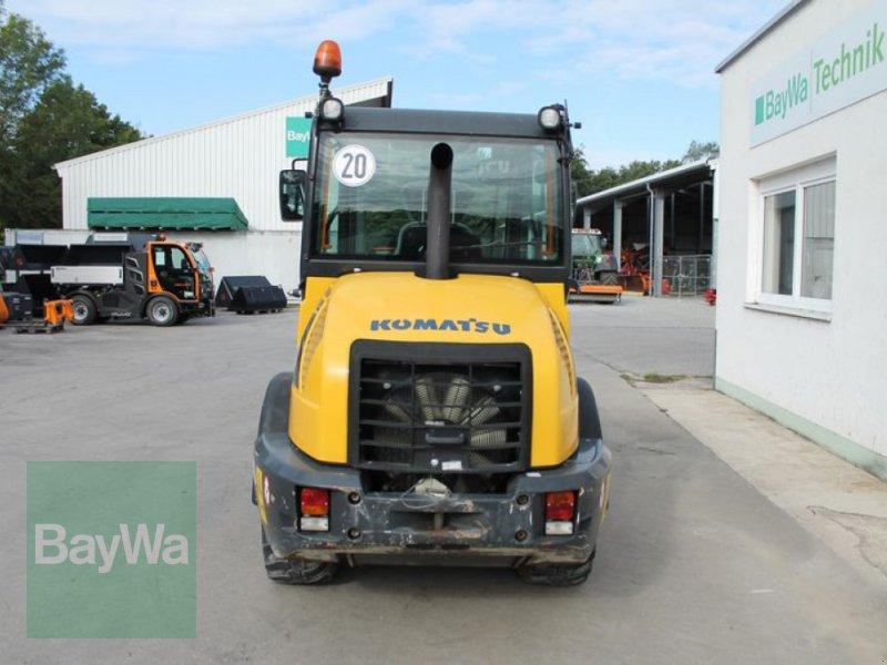 Radlader des Typs Komatsu WA 70, Gebrauchtmaschine in Straubing (Bild 6)