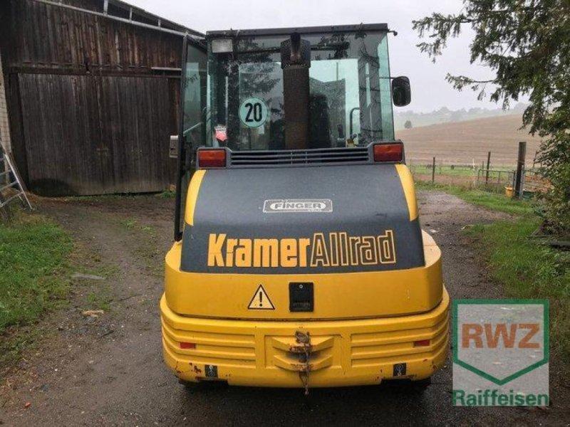 Radlader des Typs Kramer 300, Gebrauchtmaschine in Flammersfeld (Bild 3)