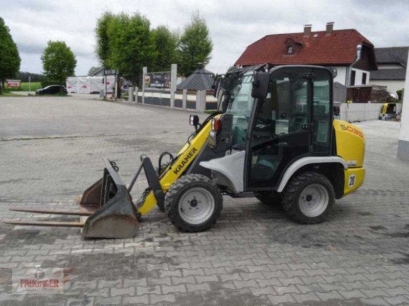 Radlader des Typs Kramer 5035 mit Straßenzulassung, Gebrauchtmaschine in Putzleinsdorf (Bild 1)