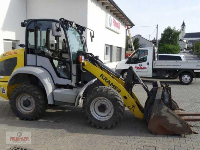 Radlader des Typs Kramer 5065, Gebrauchtmaschine in Putzleinsdorf (Bild 2)