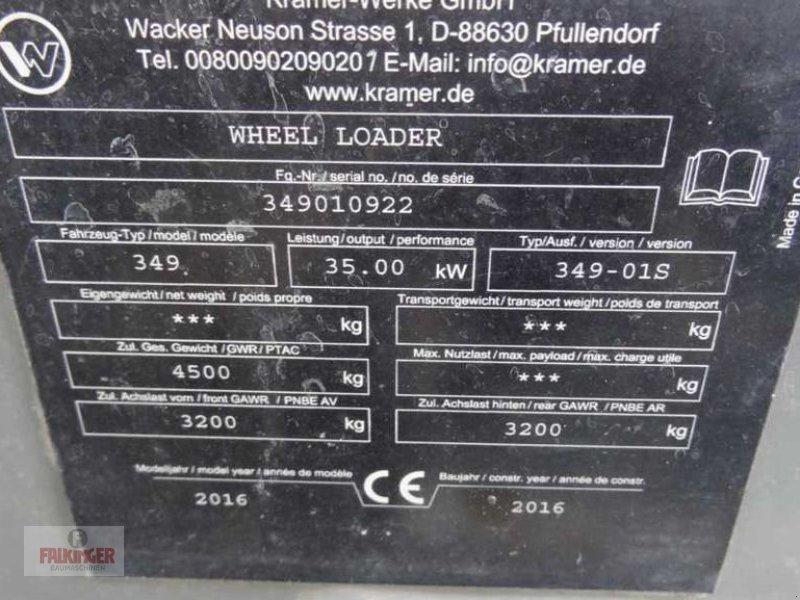 Radlader des Typs Kramer 5065, Gebrauchtmaschine in Putzleinsdorf (Bild 12)
