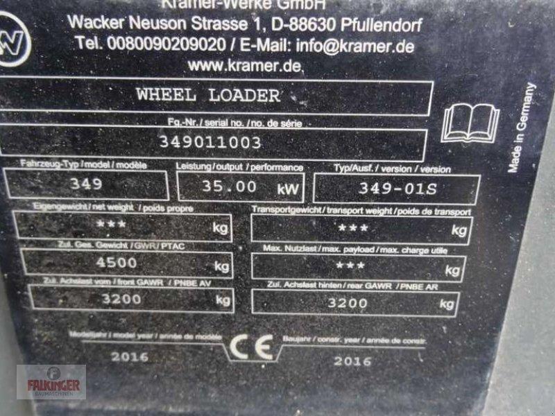 Radlader des Typs Kramer 5065, Gebrauchtmaschine in Putzleinsdorf (Bild 13)