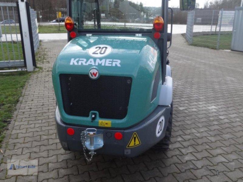 Radlader a típus Kramer KL10.5, Neumaschine ekkor: Losheim (Kép 4)