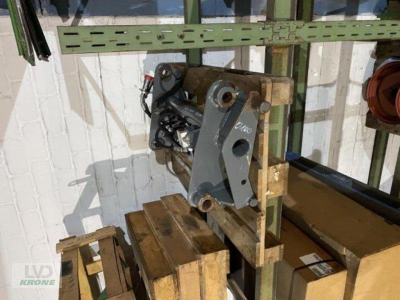 Radlader des Typs Kramer Schnellwechselrahmen, Gebrauchtmaschine in Spelle (Bild 1)
