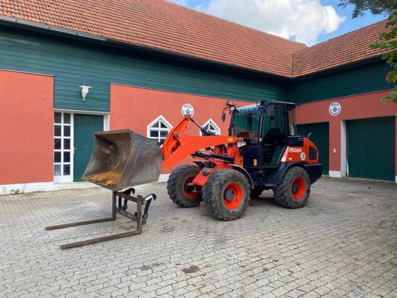 Radlader des Typs Kubota R085 Radlader R082 R090 Hoflader, Gebrauchtmaschine in Weilach (Bild 1)