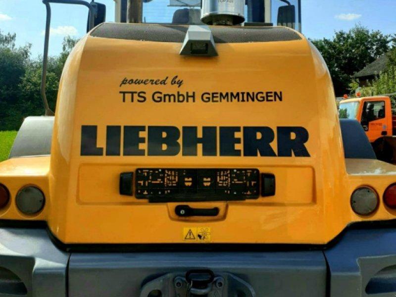 Radlader a típus Liebherr L 524, Gebrauchtmaschine ekkor: Gemmingen (Kép 6)