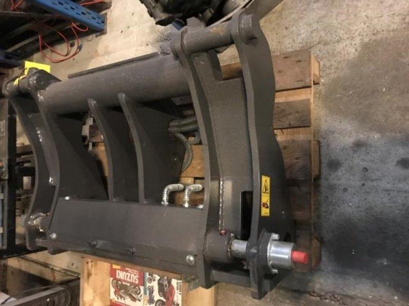 Radlader типа New Holland HYDR. HURTIGSKIFT, Gebrauchtmaschine в Rødding (Фотография 1)