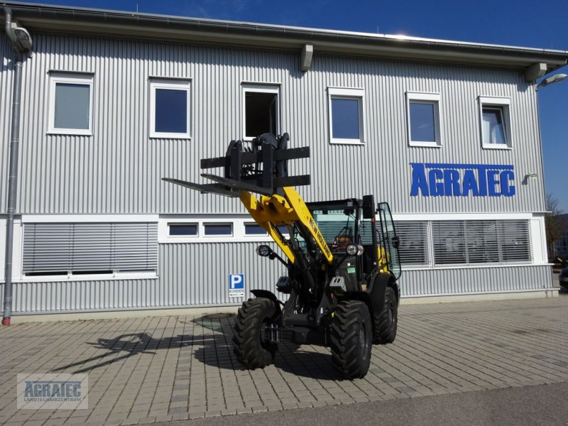 Radlader типа New Holland W50C, Neumaschine в Salching bei Straubing (Фотография 1)