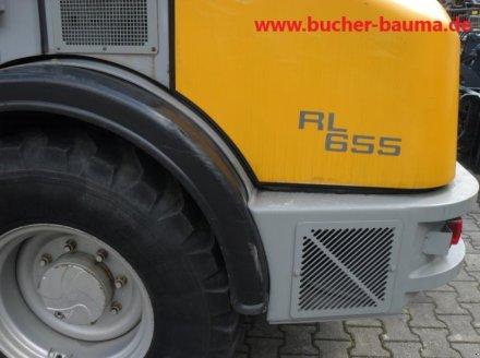 Radlader типа Paus RL 655, Gebrauchtmaschine в Obrigheim (Фотография 10)