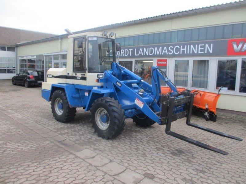 Radlader des Typs Schaeff SKL 841, Gebrauchtmaschine in Konradsreuth (Bild 1)