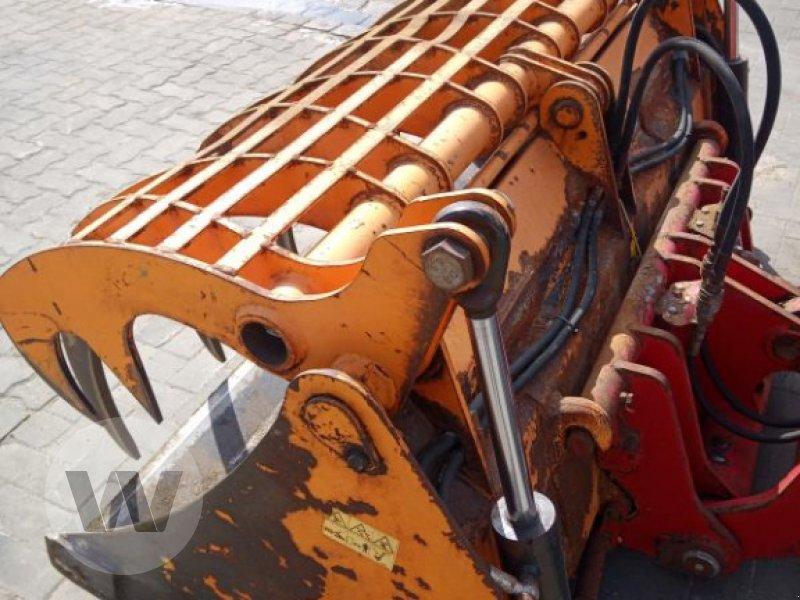Radlader des Typs Schäffer 5058 Z, Gebrauchtmaschine in Husum (Bild 8)