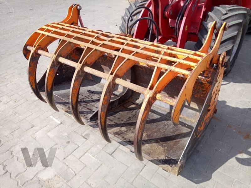 Radlader des Typs Schäffer 5058 Z, Gebrauchtmaschine in Husum (Bild 7)
