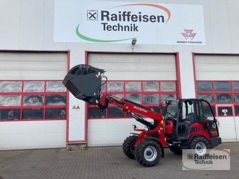 Radlader типа Schäffer Teleradlader 4670 T - Kabine, Vorführmaschine в Bad Langensalza (Фотография 1)