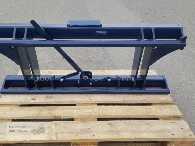 Radlader des Typs Schmid Euro Adapter Rohling, Neumaschine in Stetten (Bild 1)