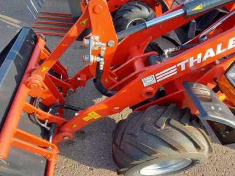 Radlader des Typs Thaler Hoflader 2326 S, Vorführmaschine in Lebach (Bild 6)