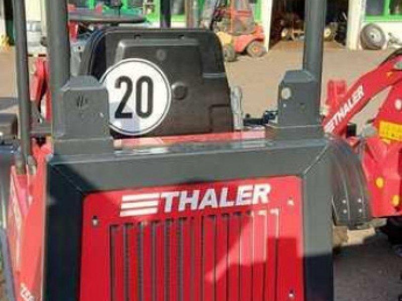 Radlader des Typs Thaler Hoflader 2326 S, Vorführmaschine in Lebach (Bild 4)