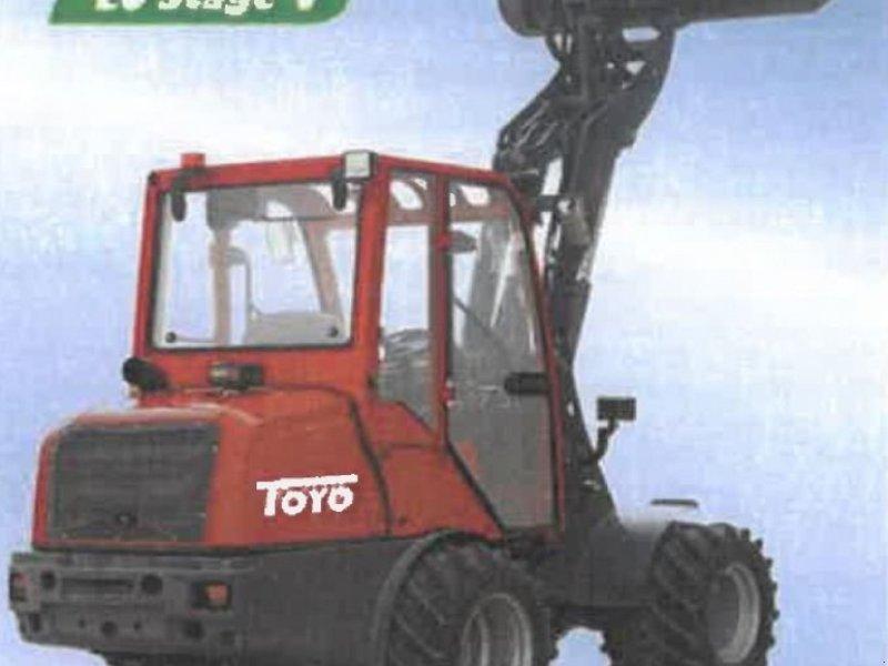 Radlader типа Toyo 841 Kabine stage V mit Kubota Motor, Neumaschine в Schutterzell (Фотография 1)