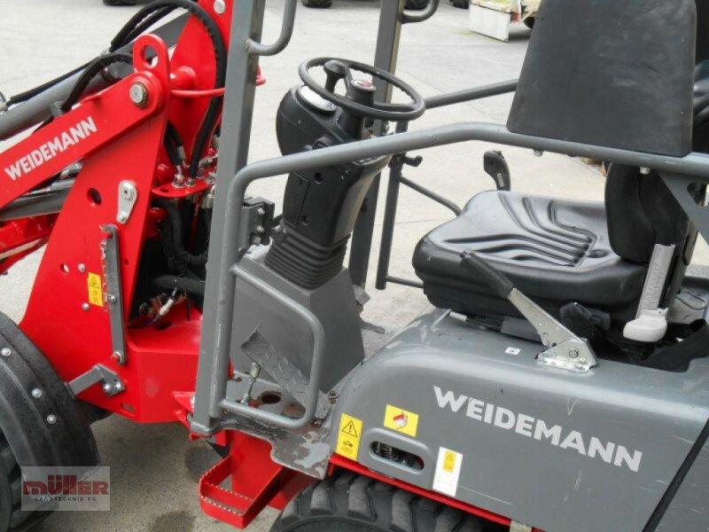 Radlader des Typs Weidemann  1140, Gebrauchtmaschine in Holzhausen (Bild 7)