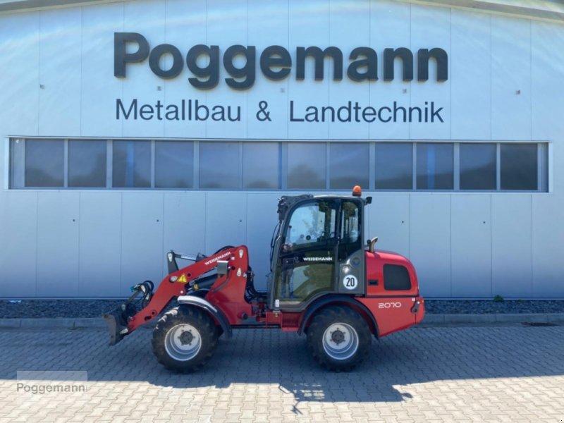 Radlader des Typs Weidemann  2070 CX80 LP, Gebrauchtmaschine in Bad Iburg - Sentrup (Bild 1)