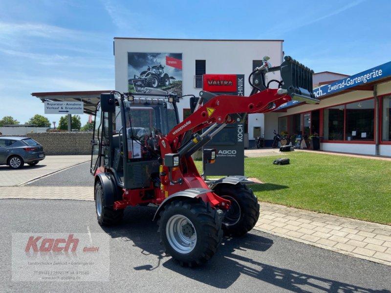 Radlader des Typs Weidemann  2080 LP, Neumaschine in Neumarkt / Pölling (Bild 1)