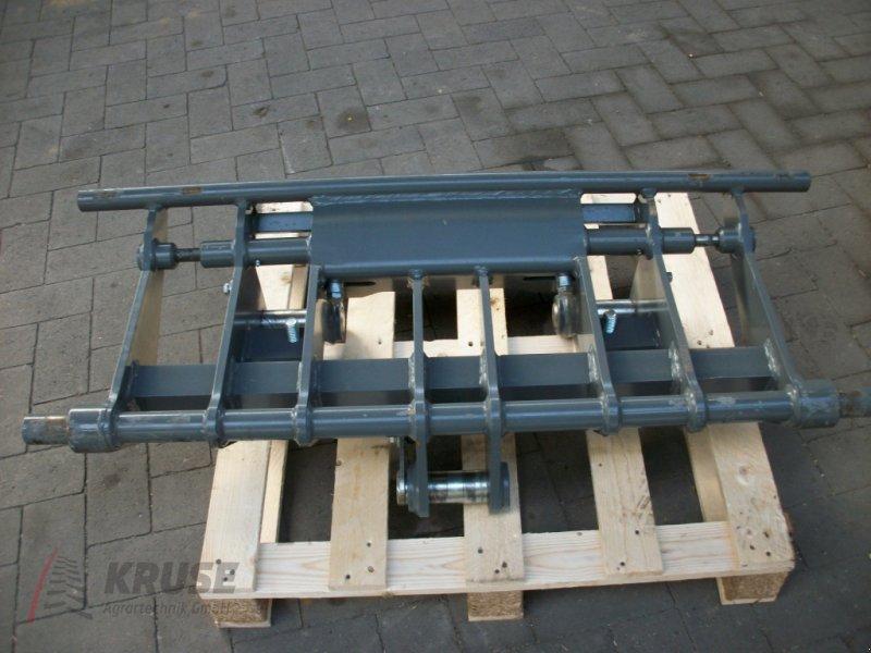 Radlader des Typs Weidemann  Euronorm Schnellwechselplatte/Schnellwechselrahmen, Neumaschine in Fürstenau (Bild 1)