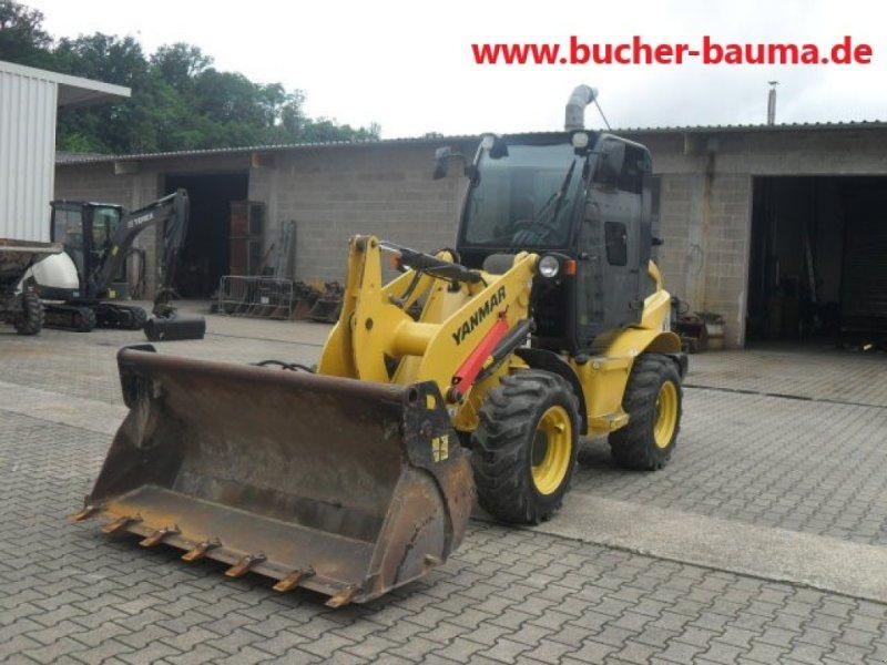 Radlader типа Yanmar V7, Gebrauchtmaschine в Obrigheim (Фотография 1)