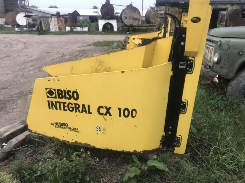 Rapsschneidwerk des Typs Biso Integral CX 100, Gebrauchtmaschine in Жидачів (Bild 4)