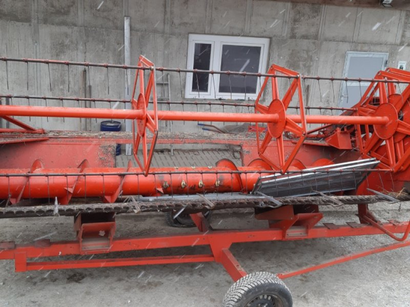 Rapsschneidwerk des Typs Deutz-Fahr 1133, Gebrauchtmaschine in Horgenzell (Bild 1)