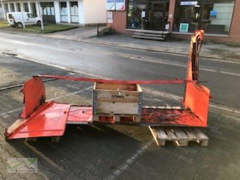 Rapsschneidwerk des Typs Deutz-Fahr Rapsvorsatz 3,0 m, Gebrauchtmaschine in Neustadt (Bild 6)