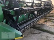 John Deere 630F mit Zürn Rapstisch Rape cutting attachment