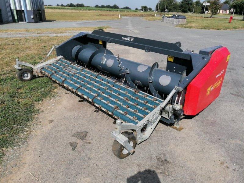 Rapsschneidwerk des Typs Ziegler PICK-UP SYSTEM, Gebrauchtmaschine in Le Horps (Bild 1)