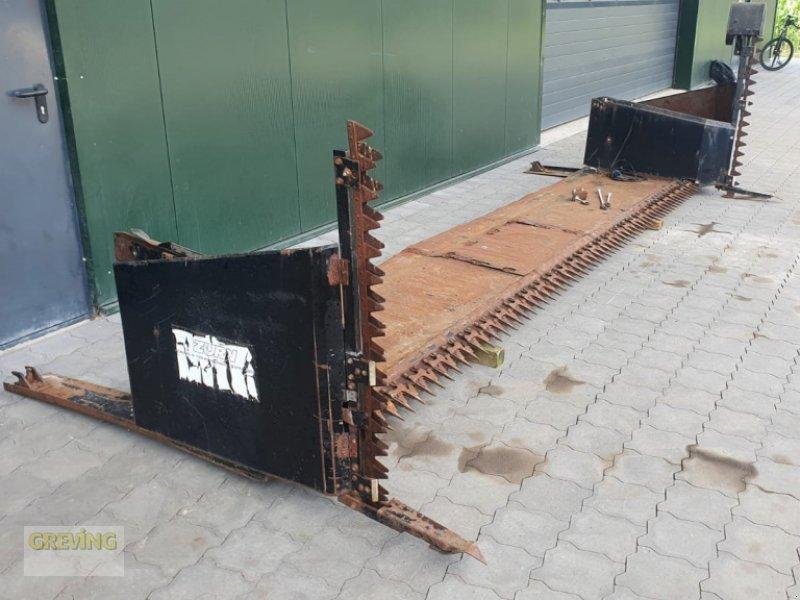 Rapsschneidwerk des Typs Zürn Rapstisch, Gebrauchtmaschine in Ahaus (Bild 1)
