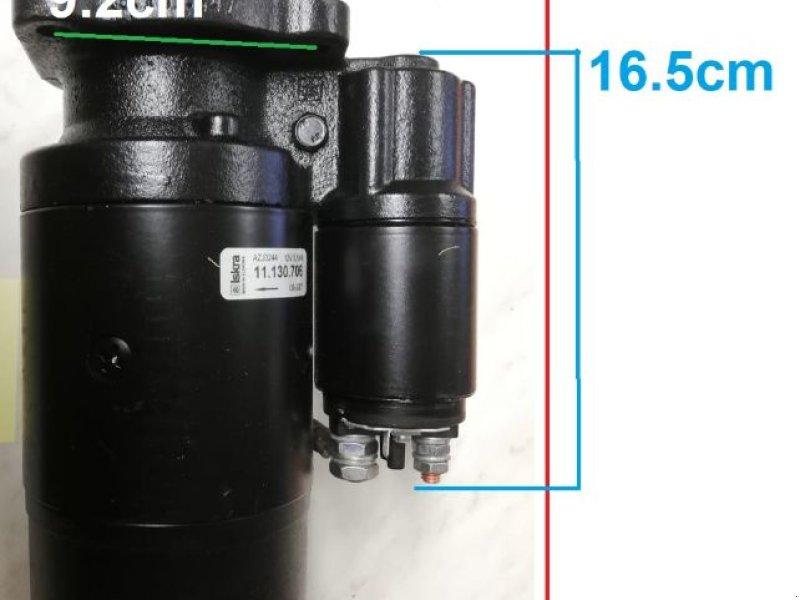 Rapstrennbalken des Typs Sonstige Demarreur 12v / 3,1kw / 9 dents (fendt, case ih, r, Gebrauchtmaschine in SELLES (Bild 1)
