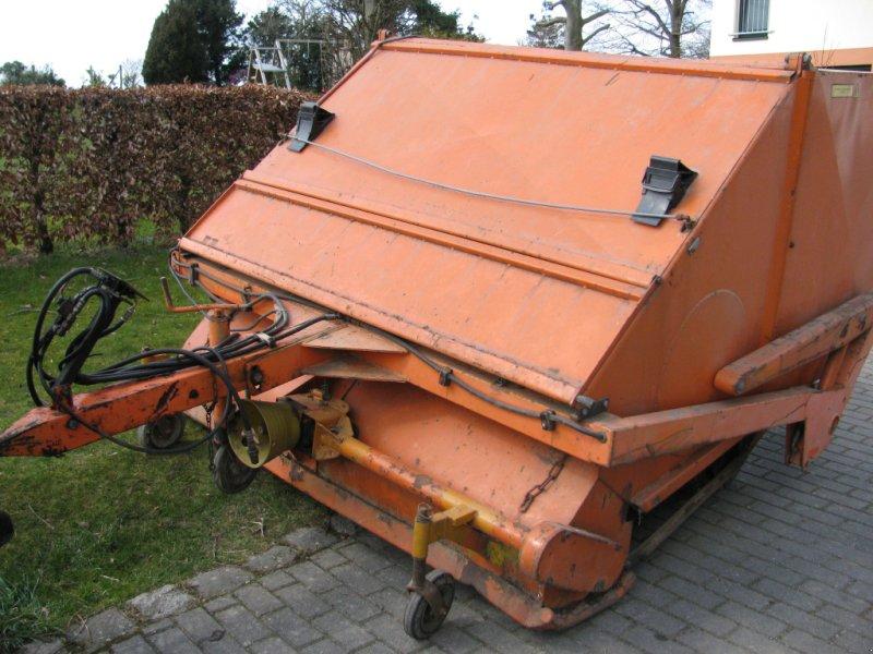 Rasenkehrmaschine & Laubkehrmaschine typu Kugelmann 180, Gebrauchtmaschine v Hückelhoven (Obrázok 1)