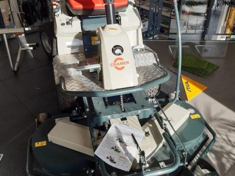 Rasenmäher des Typs Cramer TOURNO KING SIZE 4 WD, Gebrauchtmaschine in Walsrode (Bild 1)
