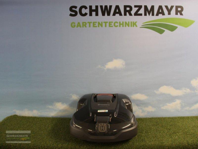 Rasenmäher des Typs Husqvarna Automower 310, Neumaschine in Aurolzmünster (Bild 1)