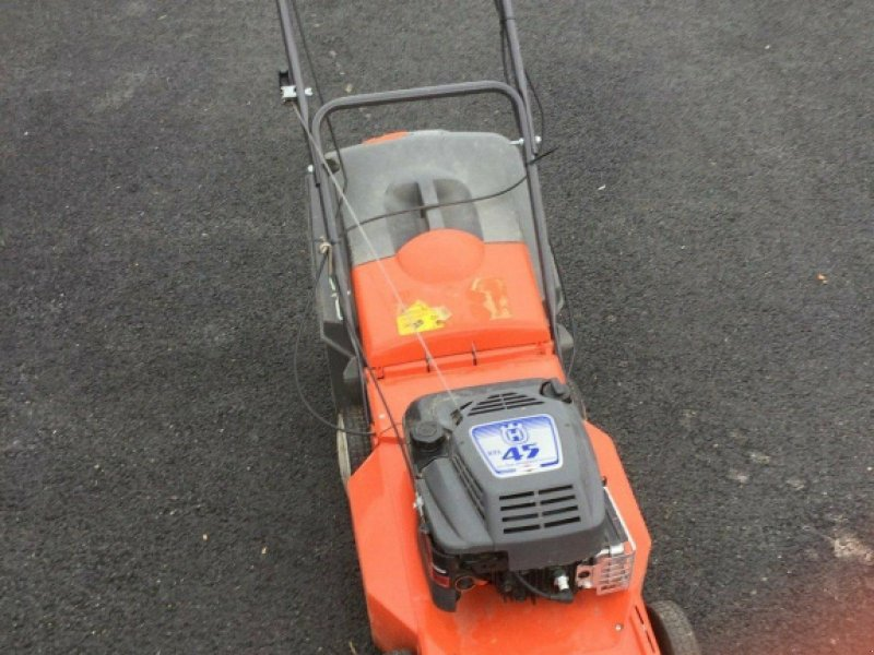 Rasenmäher tip Husqvarna ROYALE435, Gebrauchtmaschine in LA SOUTERRAINE (Poză 2)
