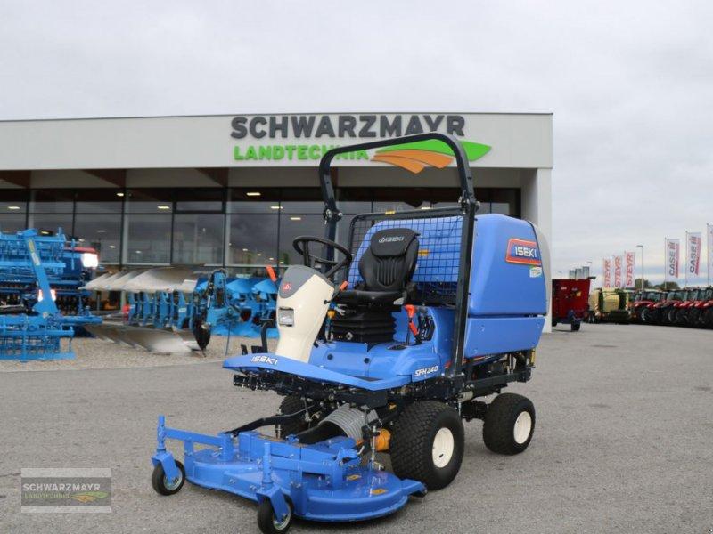 Rasenmäher typu Iseki SFH240, Vorführmaschine w Gampern (Zdjęcie 1)