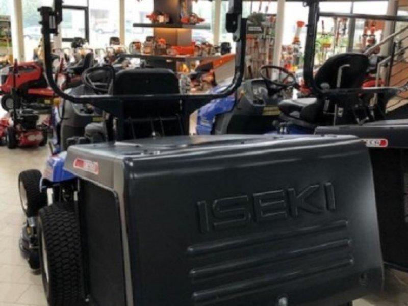 Rasenmäher des Typs Iseki SXG 323 HL, Gebrauchtmaschine in Borken (Bild 3)