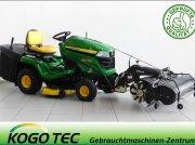Rasenmäher tip John Deere X305R, Gebrauchtmaschine in Neubeckum