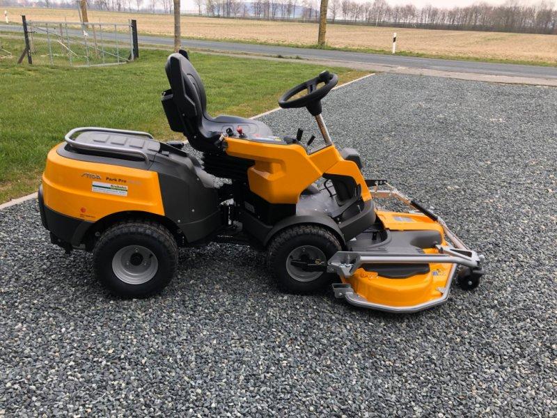 Rasenmäher des Typs Stiga Park Pro 740 IOX, Neumaschine in Alferde (Bild 2)